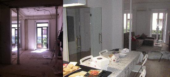 Proyectos Reformas en Madrid antes y despues