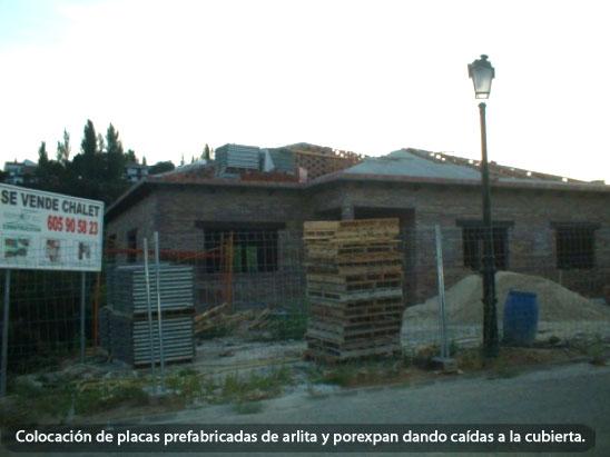 Casa en constructor aislamiento de fachadas ladrillo - Fachadas ladrillo visto ...