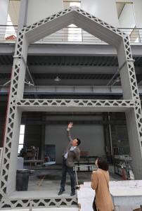empresa de construccion y reformas casa impresa 3d estructura casa