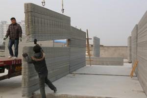 empresa de construccion y reformas impresora 3d paneles empalme