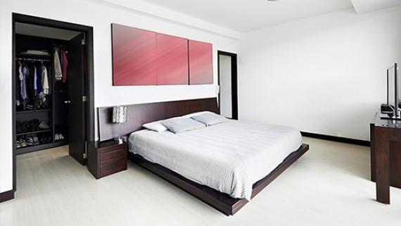 Habitaciones piloto para Hotel de lujo en Madrid