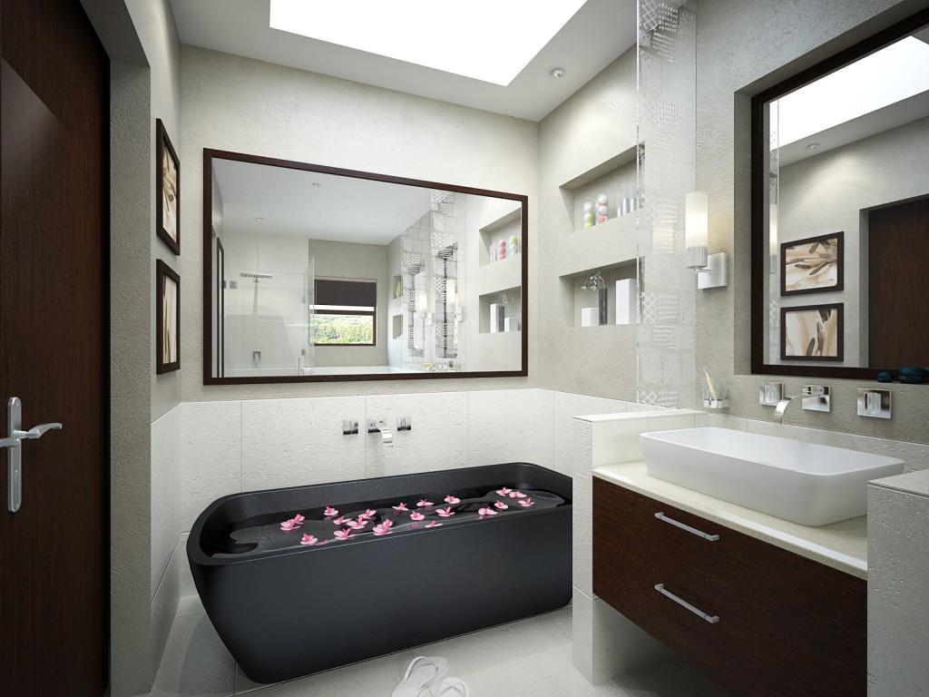 reformar baños pequeños :aprovechar al máximo de su espacio