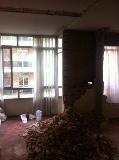 reforma de integral de vivienda en la calle Claudio Coello de Madrid I