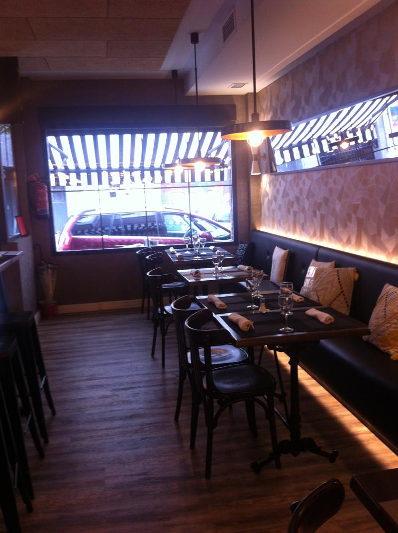 Reforma de restaurante en madrid - Carpinteria madrid centro ...