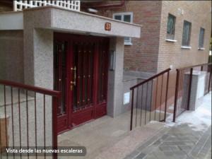 rehabilitacion de edificios en Madrid
