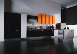 reforma de una cocina grande
